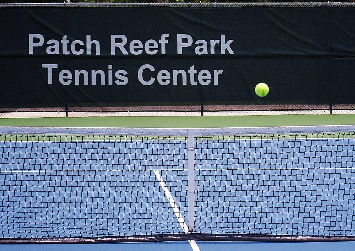 Patch Reef Park Tennis Center
