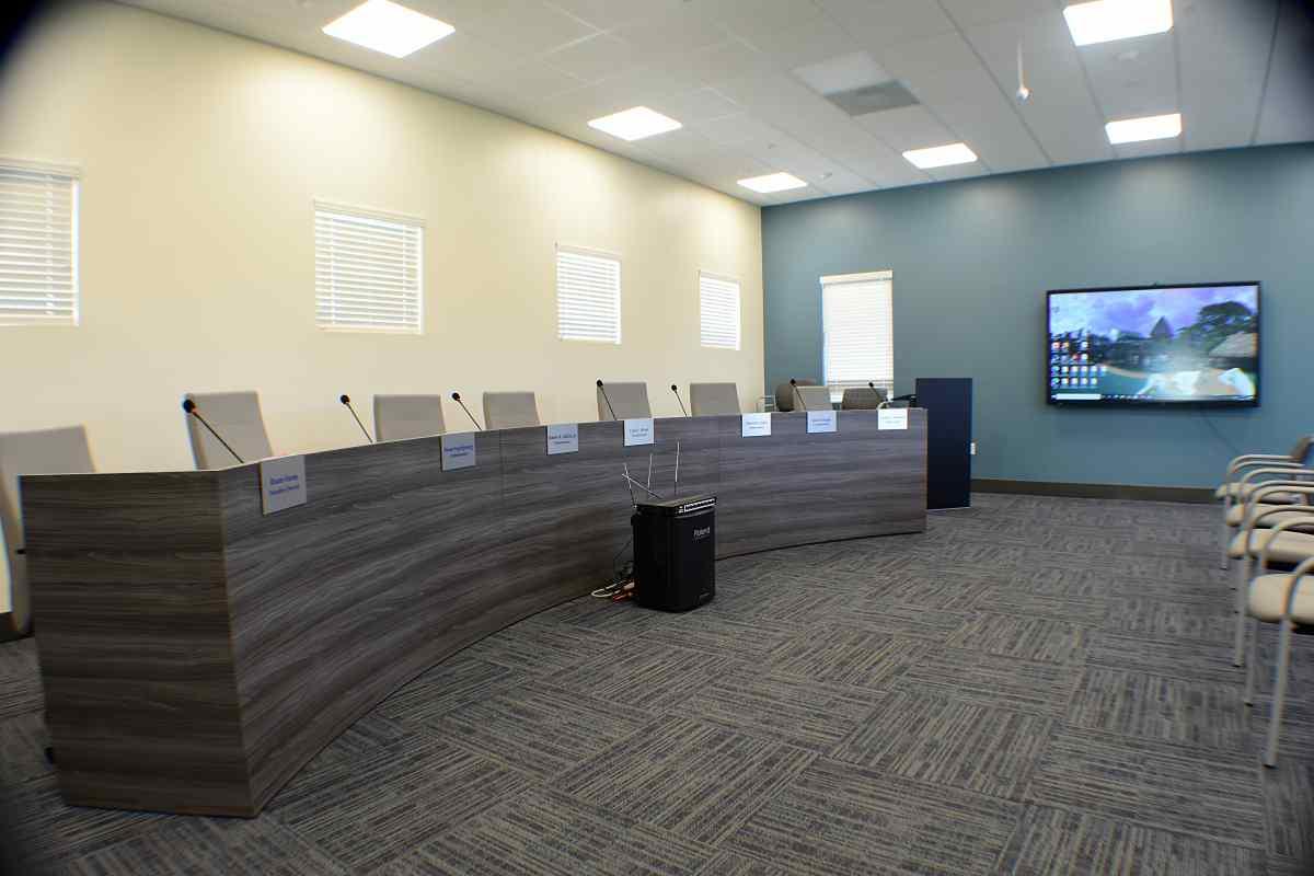 District Meeting Room