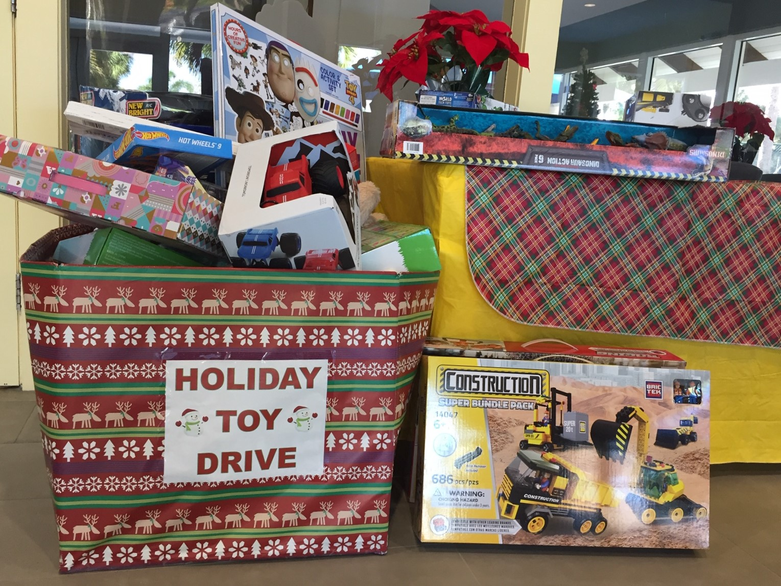 Holiday Toys for Tots
